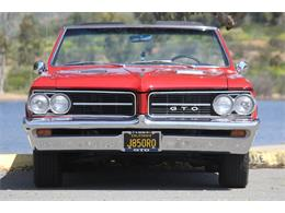 Picture of '64 Pontiac GTO located in San Diego California - PSEG