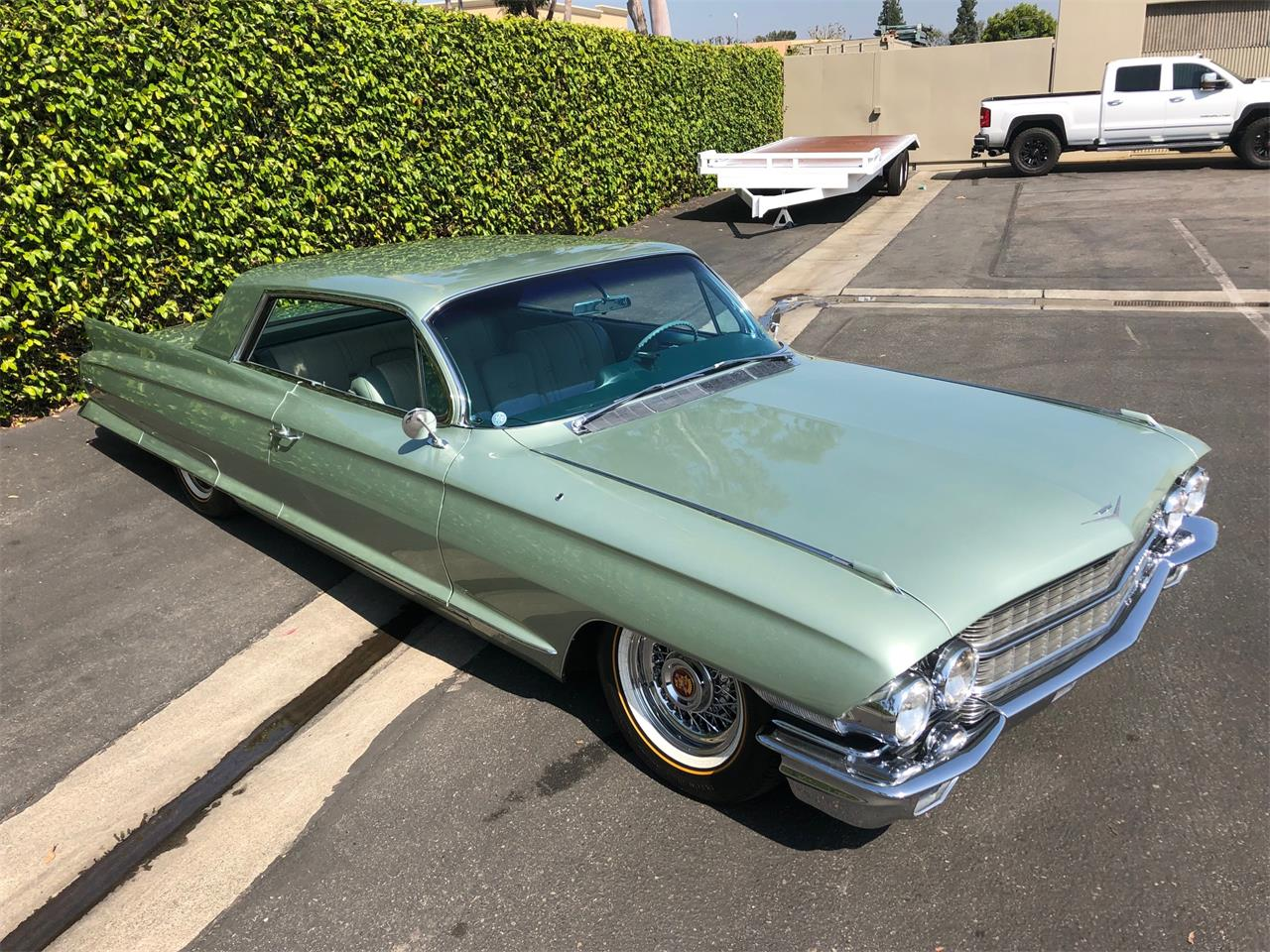 Large Picture of '62 Coupe DeVille - PSEN