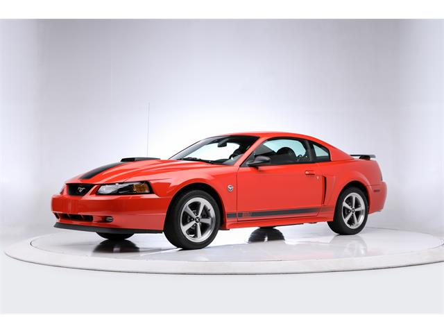 Picture of '04 Mustang Mach 1 - PSEP