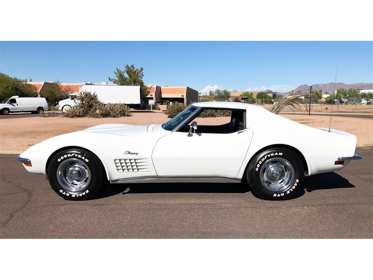 Large Picture of '72 Corvette - PSES