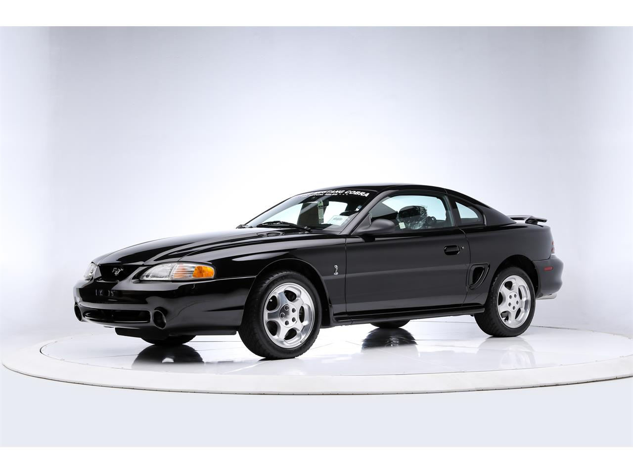 Large Picture of '95 Mustang Cobra - PSEV
