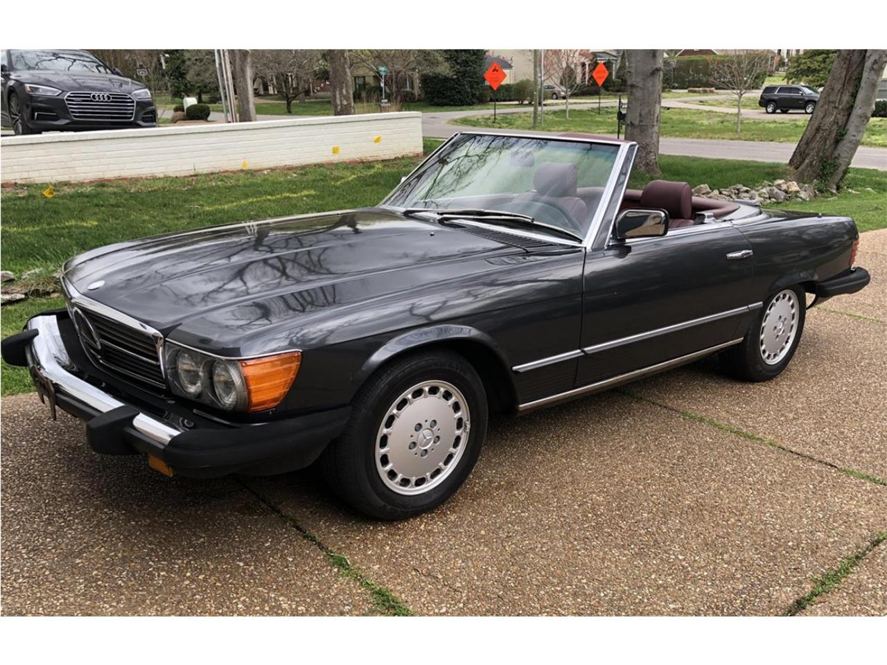 Large Picture of '85 380SL - PSEW