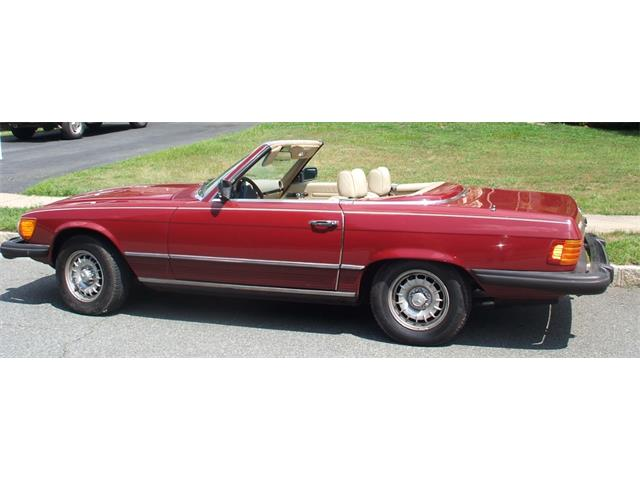 Picture of 1979 Mercedes-Benz 450SL located in Rockaway New Jersey Offered by a Private Seller - PSF4