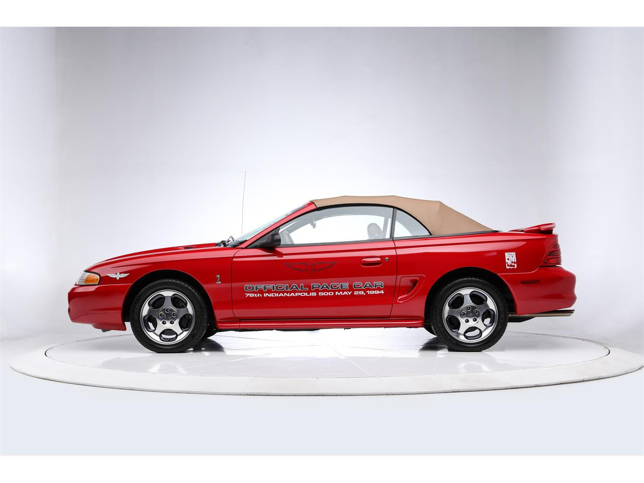 Large Picture of '94 Mustang Cobra - PSF5