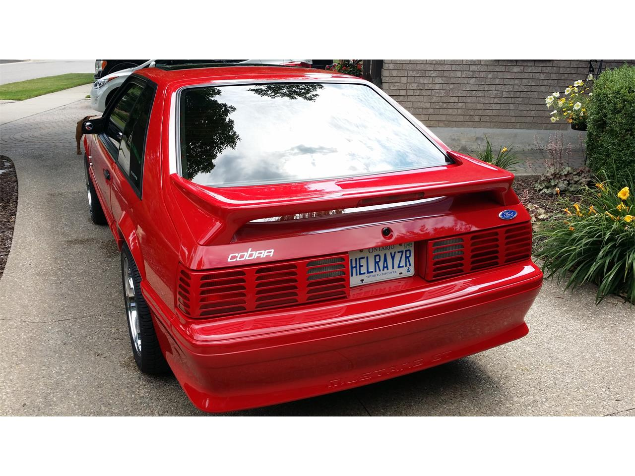 Large Picture of 1987 Ford Mustang Cobra Offered by a Private Seller - PSFC