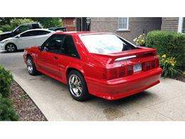 Picture of '87 Mustang Cobra located in Oakville Ontario - PSFC