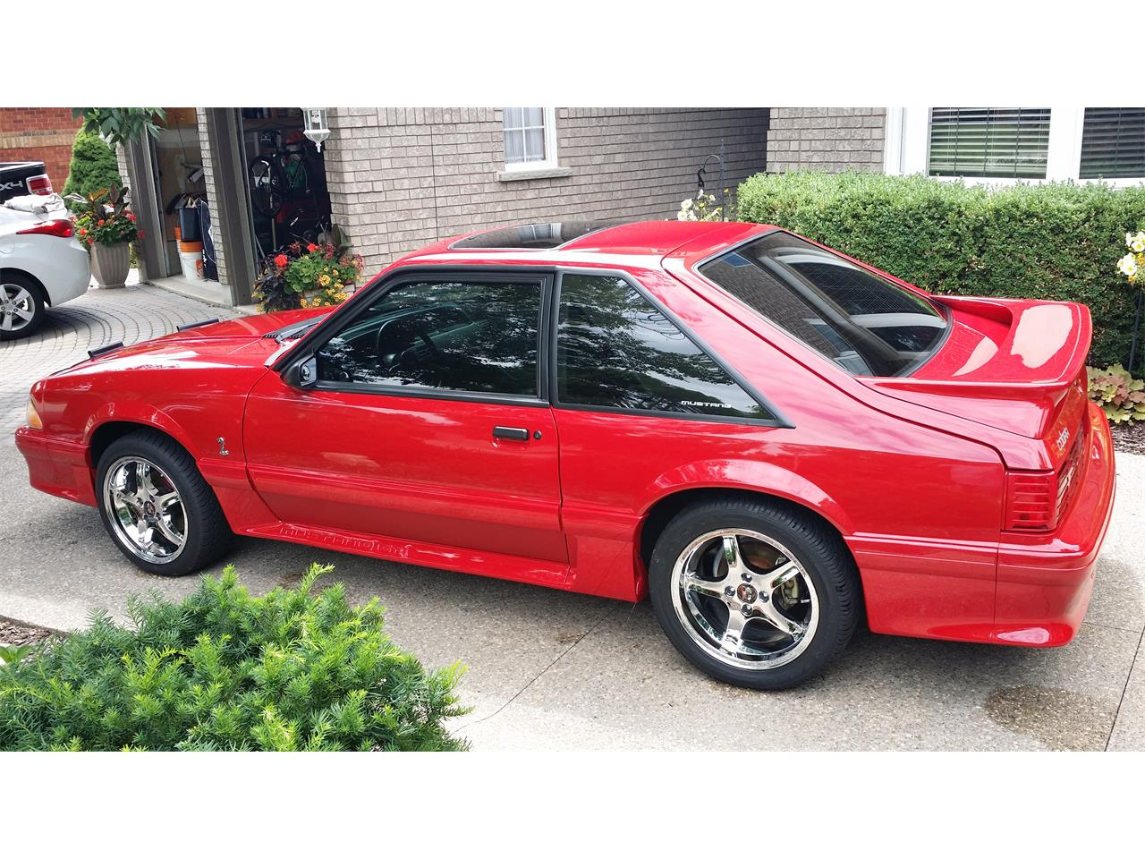 Large Picture of 1987 Ford Mustang Cobra - PSFC