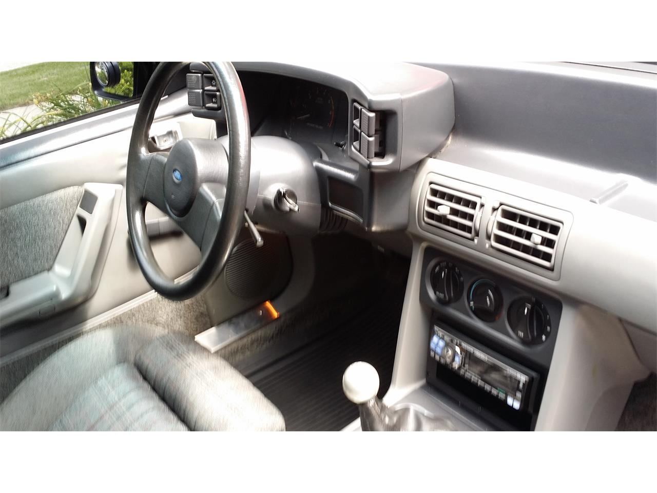 Large Picture of '87 Ford Mustang Cobra Offered by a Private Seller - PSFC