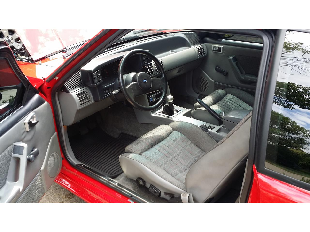 Large Picture of '87 Mustang Cobra - PSFC