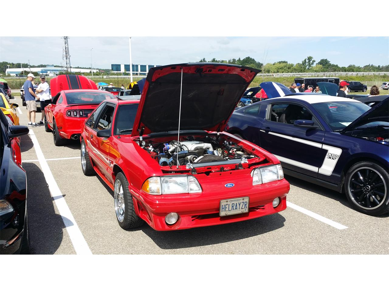 Large Picture of 1987 Mustang Cobra - $15,000.00 Offered by a Private Seller - PSFC