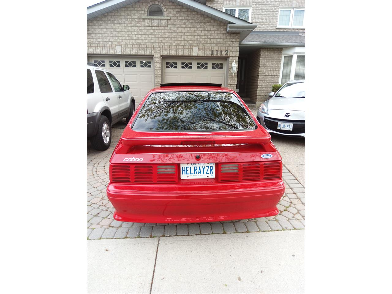 Large Picture of 1987 Mustang Cobra located in Ontario - PSFC
