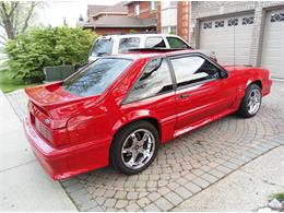 Picture of '87 Mustang Cobra located in Ontario - PSFC