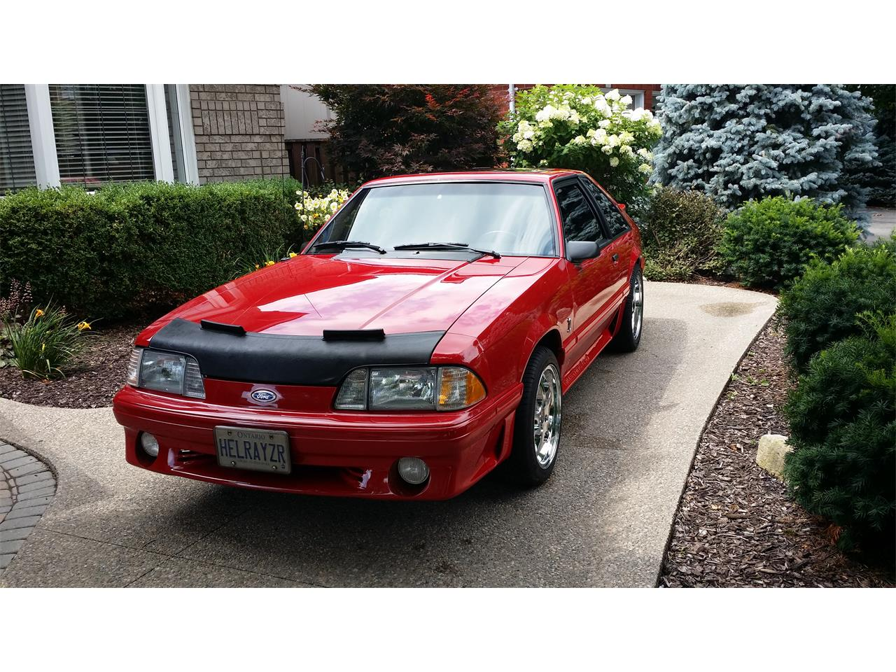 Large Picture of 1987 Ford Mustang Cobra - $15,000.00 Offered by a Private Seller - PSFC