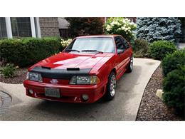 Picture of 1987 Mustang Cobra located in Oakville Ontario - PSFC