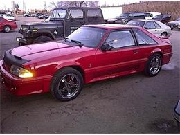 Picture of 1987 Ford Mustang Cobra located in Oakville Ontario Offered by a Private Seller - PSFC
