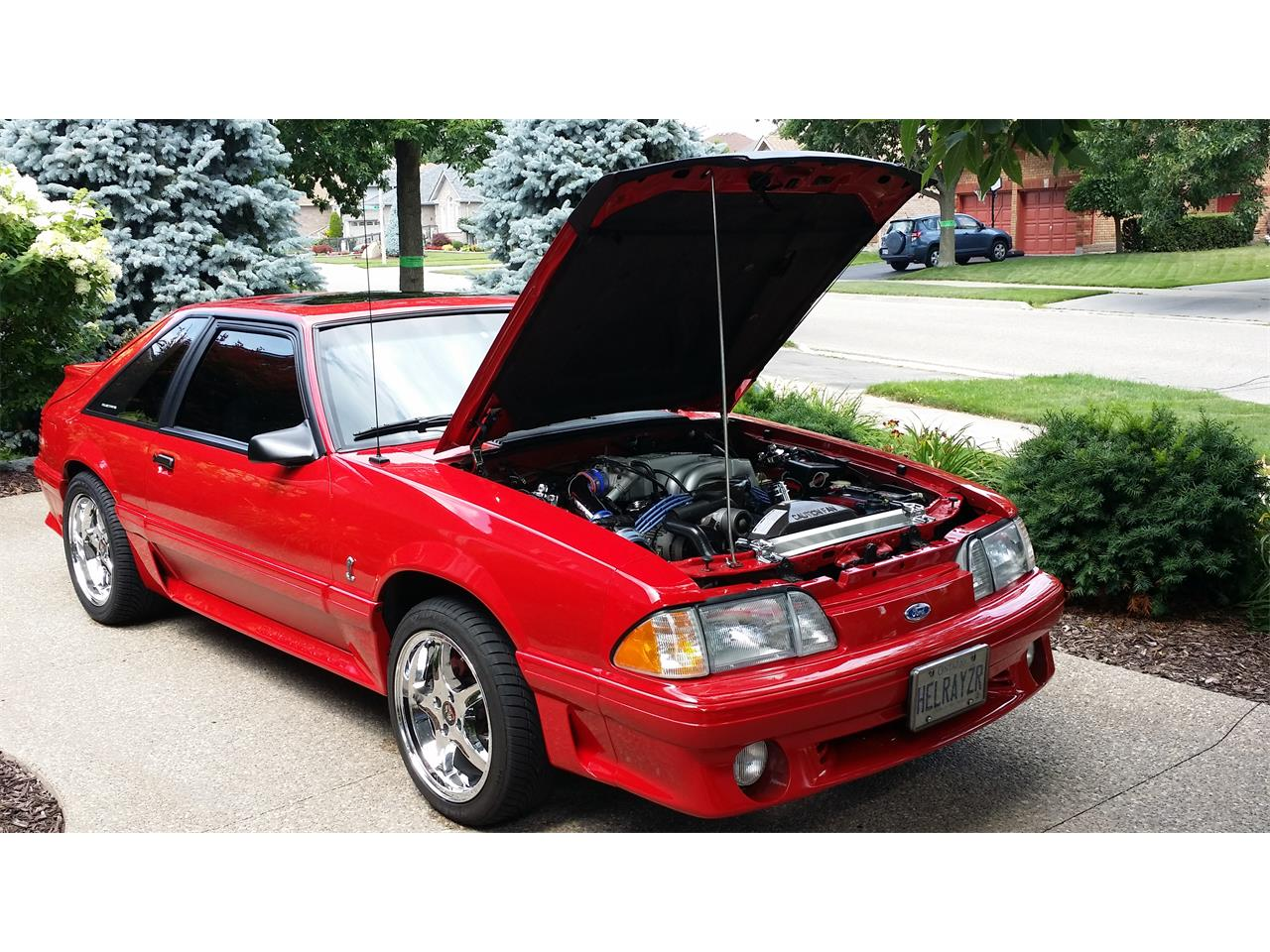 Large Picture of 1987 Mustang Cobra located in Oakville Ontario - $15,000.00 - PSFC