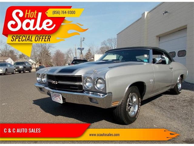 Picture of Classic 1970 Chevelle located in New Jersey - PQ6E