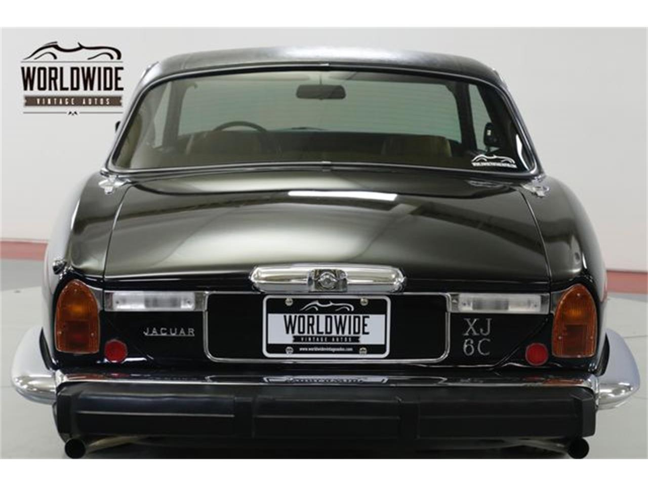 Large Picture of 1976 Jaguar XJ6 located in Colorado - $28,900.00 Offered by Worldwide Vintage Autos - PSG5