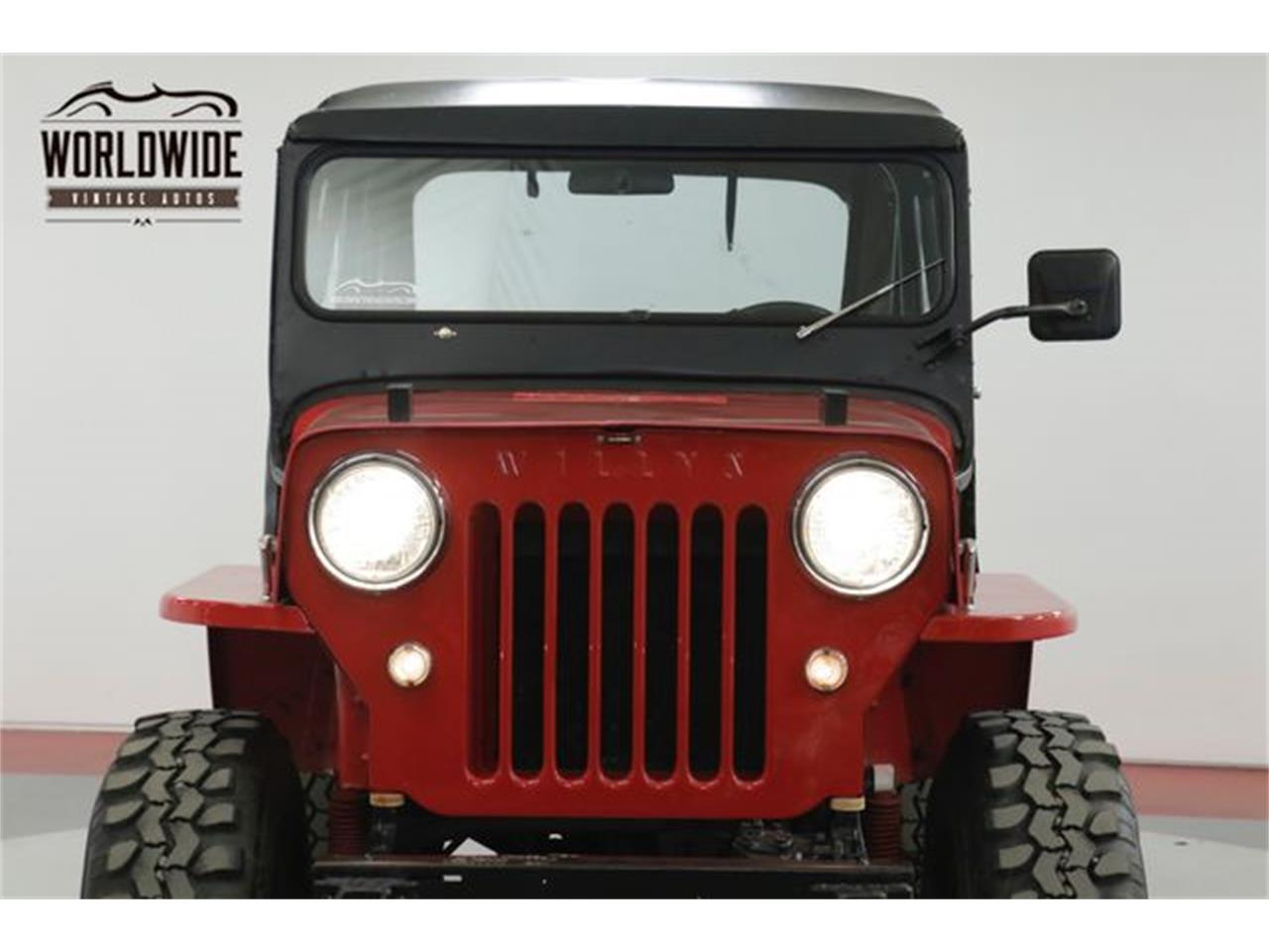 Large Picture of Classic '62 Jeep located in Colorado Offered by Worldwide Vintage Autos - PSGE