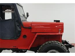 Picture of '62 Willys Jeep located in Denver  Colorado - PSGE