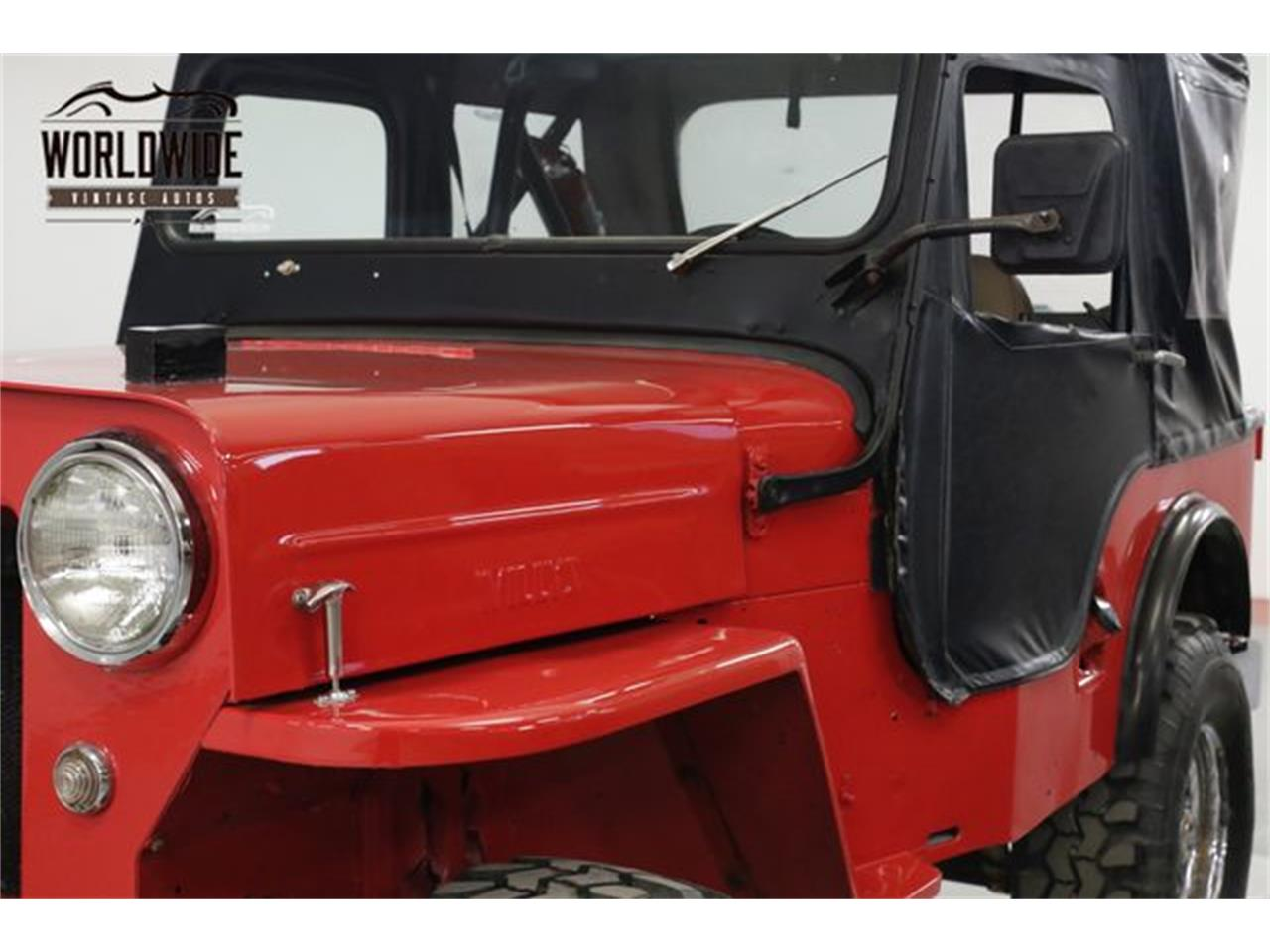 Large Picture of '62 Jeep located in Denver  Colorado - $12,900.00 Offered by Worldwide Vintage Autos - PSGE