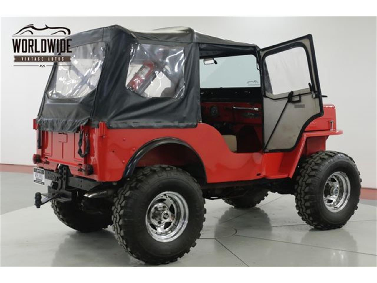 Large Picture of Classic '62 Jeep - PSGE