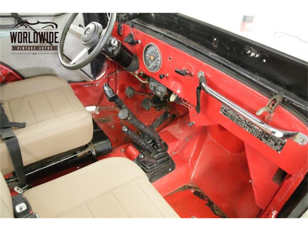 Large Picture of Classic 1962 Willys Jeep Offered by Worldwide Vintage Autos - PSGE