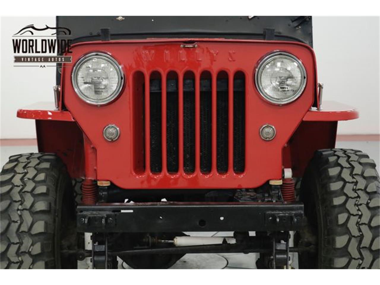 Large Picture of Classic 1962 Willys Jeep - $12,900.00 - PSGE