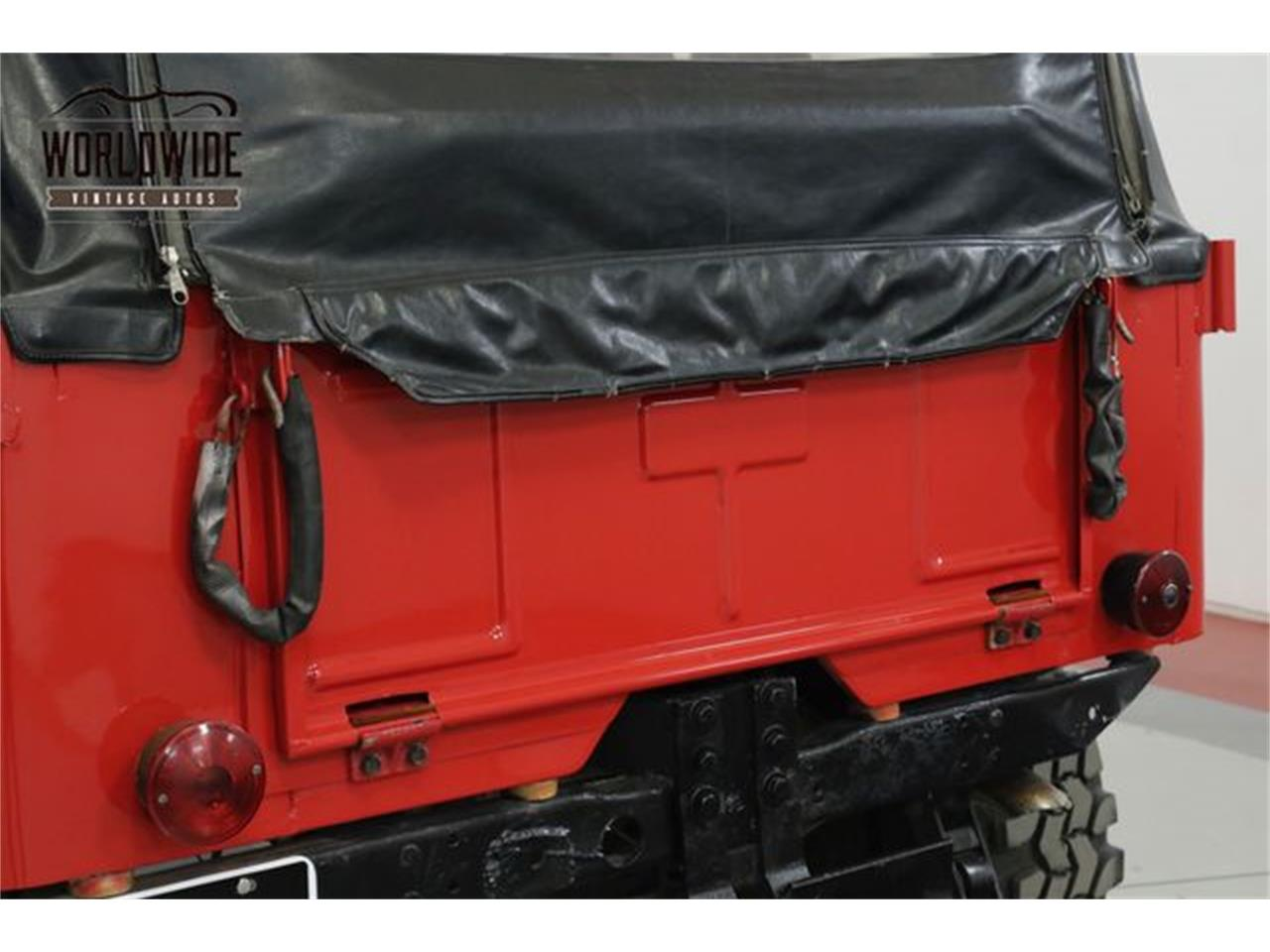 Large Picture of 1962 Willys Jeep - PSGE