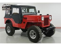 Picture of Classic 1962 Jeep - PSGE