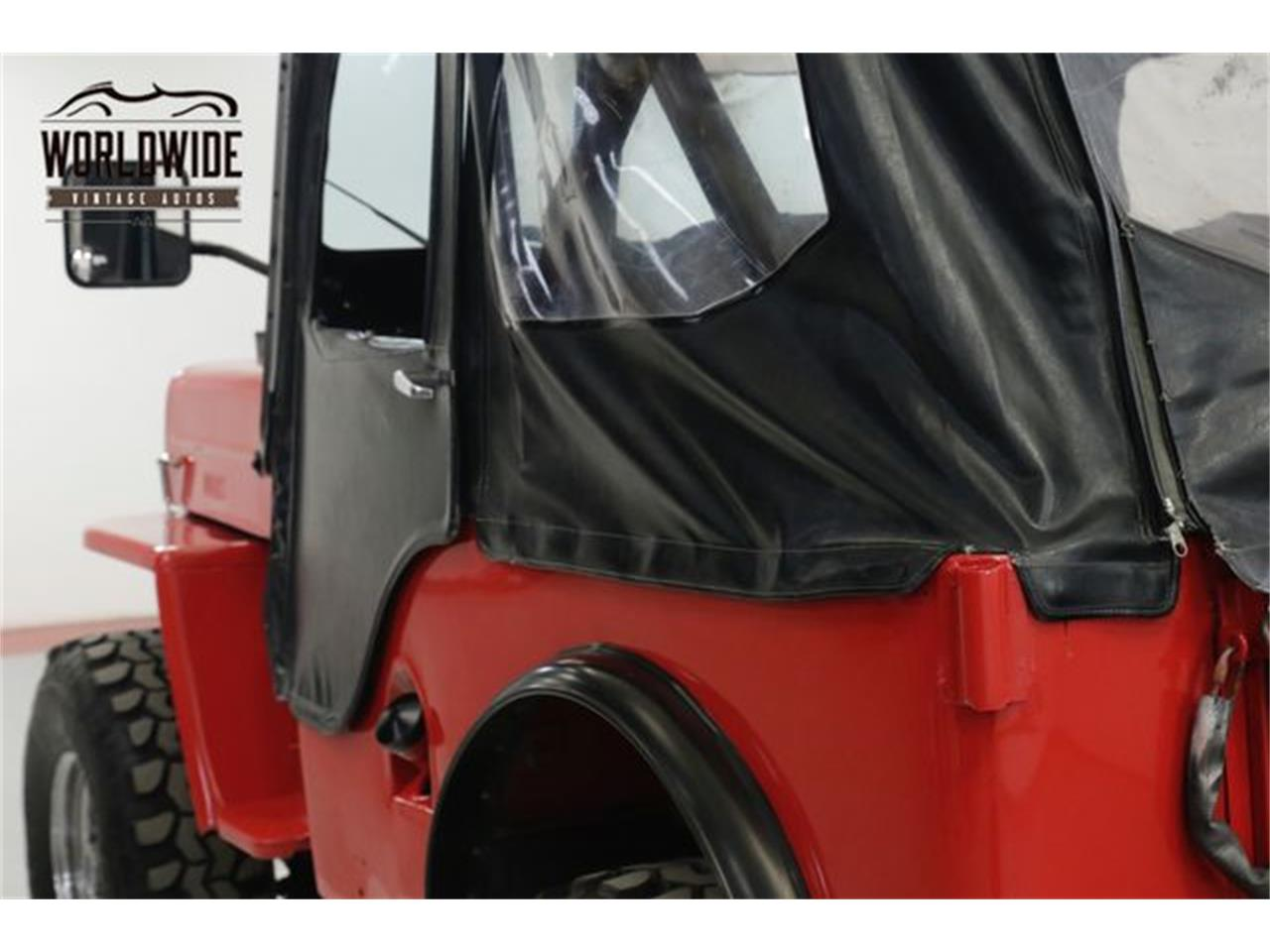 Large Picture of Classic '62 Jeep located in Denver  Colorado Offered by Worldwide Vintage Autos - PSGE