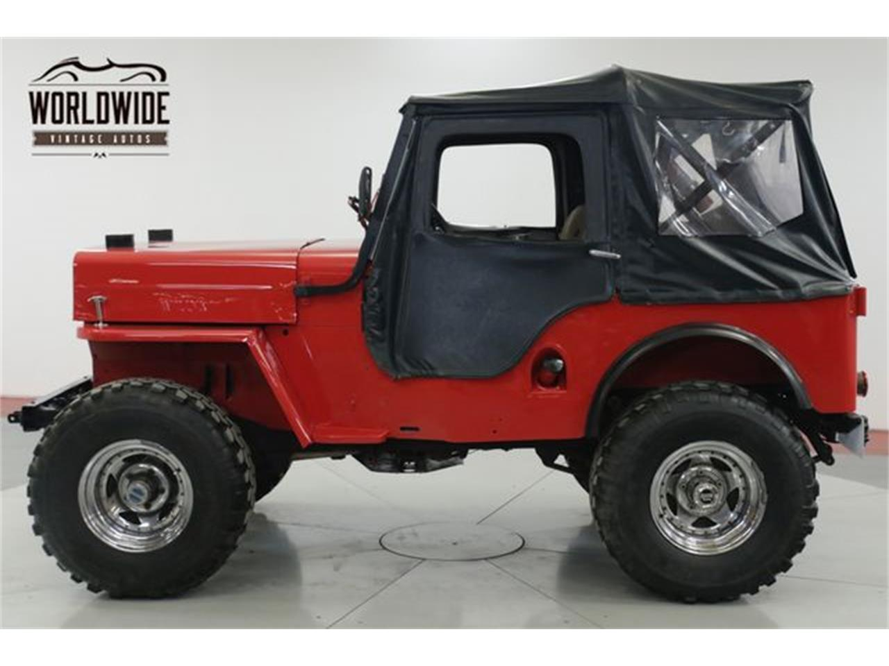 Large Picture of 1962 Jeep - PSGE