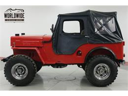 Picture of 1962 Jeep located in Colorado Offered by Worldwide Vintage Autos - PSGE