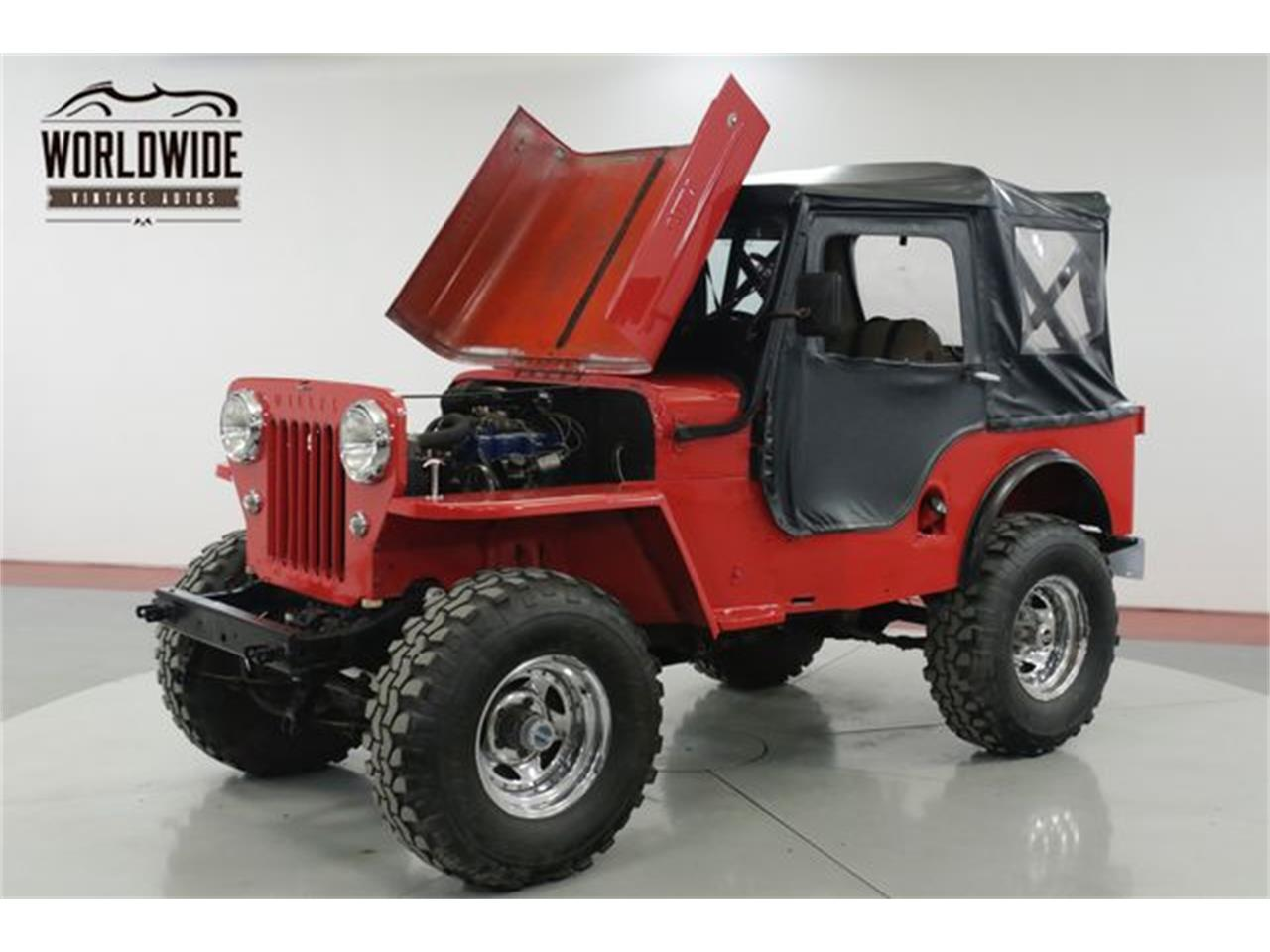 Large Picture of Classic 1962 Willys Jeep located in Colorado - $12,900.00 - PSGE