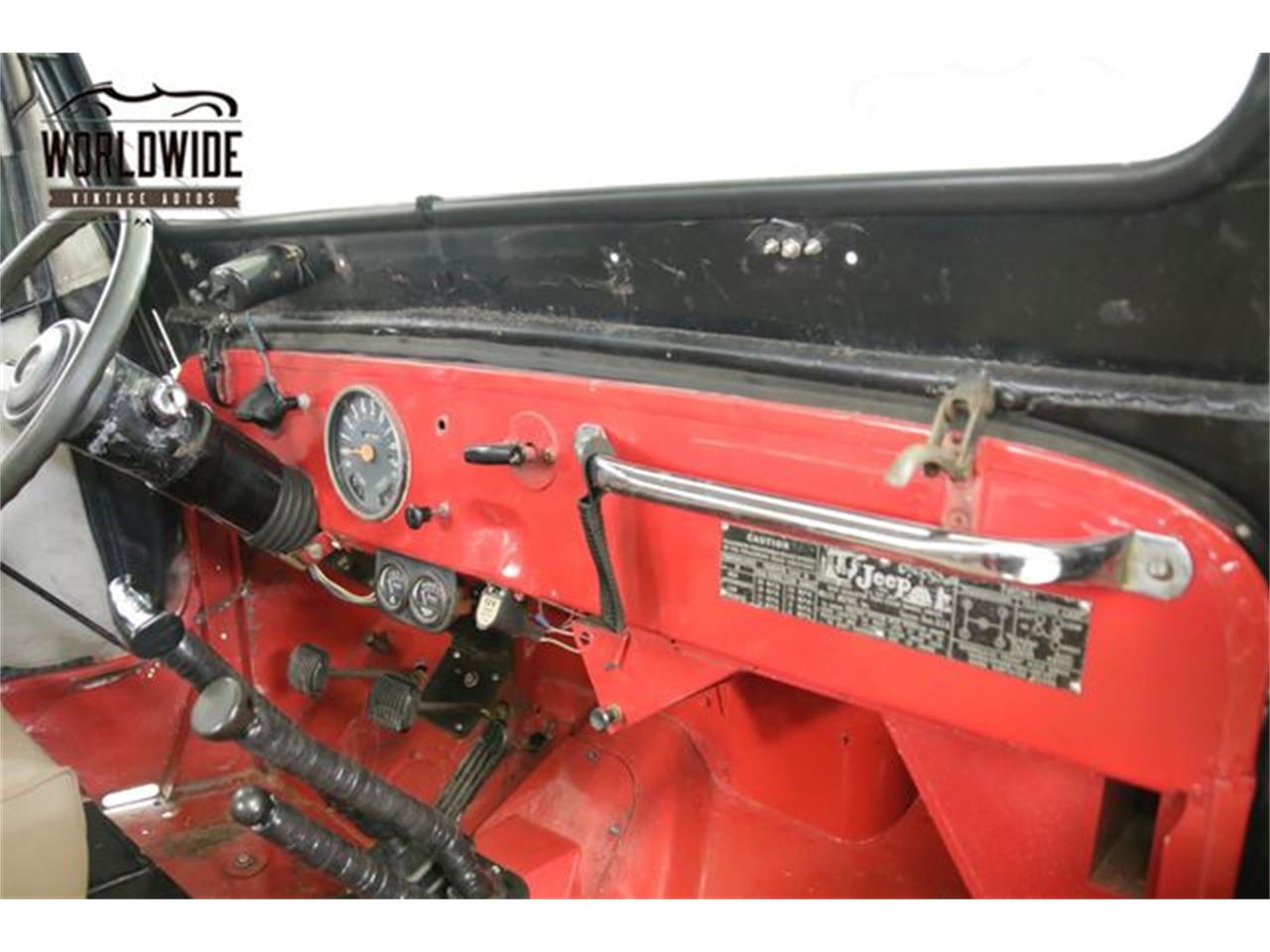 Large Picture of Classic '62 Willys Jeep Offered by Worldwide Vintage Autos - PSGE