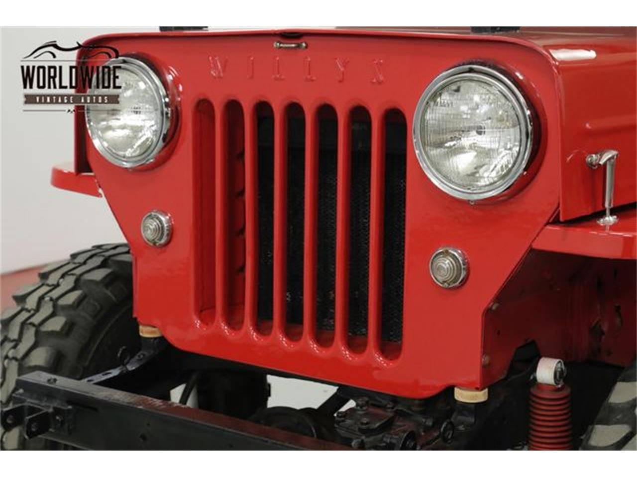 Large Picture of Classic '62 Willys Jeep located in Colorado Offered by Worldwide Vintage Autos - PSGE