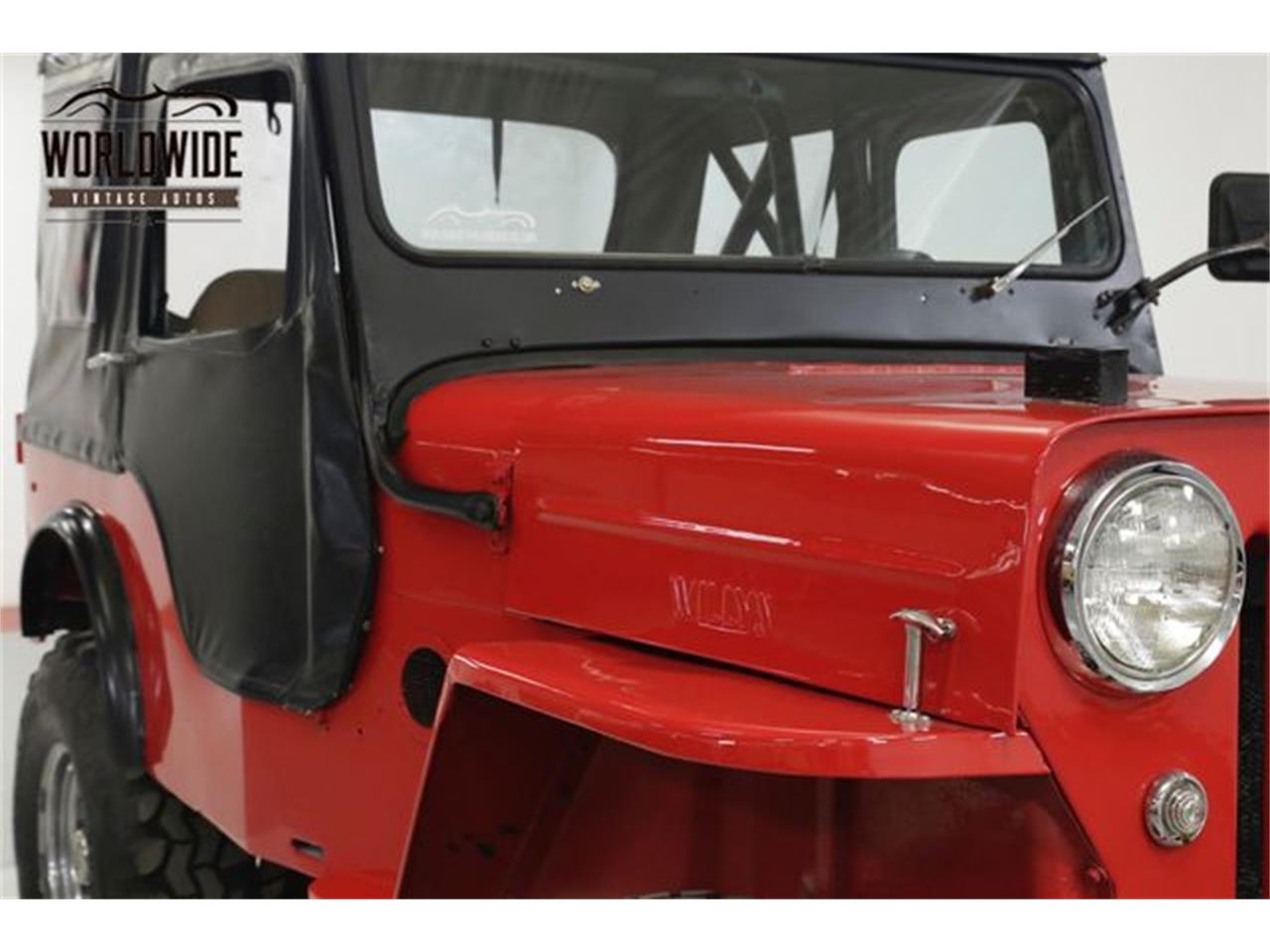 Large Picture of Classic '62 Jeep located in Colorado - $12,900.00 - PSGE