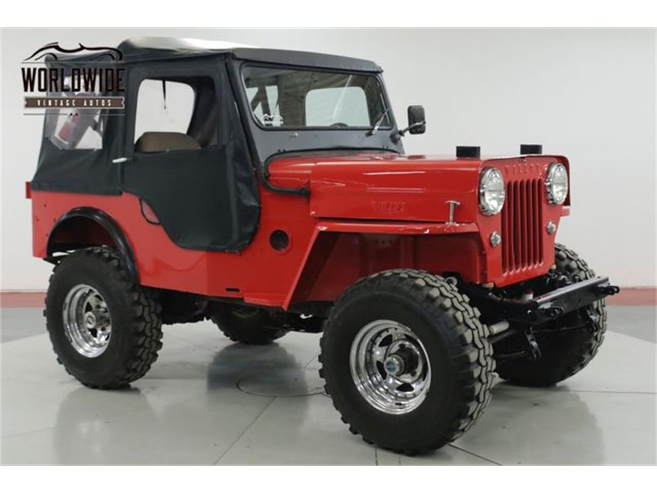 Large Picture of Classic '62 Jeep - $12,900.00 Offered by Worldwide Vintage Autos - PSGE