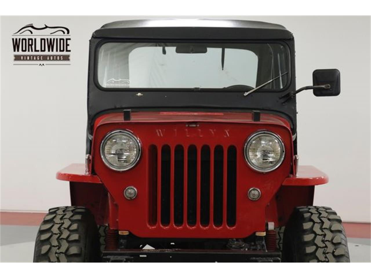 Large Picture of Classic 1962 Jeep located in Denver  Colorado - $12,900.00 - PSGE
