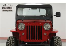 Picture of 1962 Willys Jeep located in Colorado Offered by Worldwide Vintage Autos - PSGE