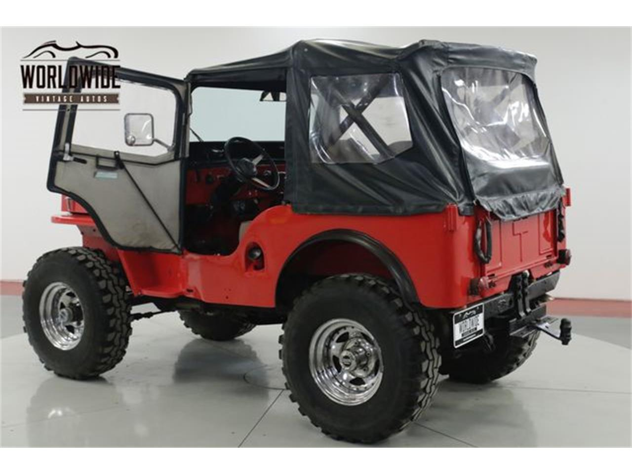 Large Picture of '62 Jeep - PSGE