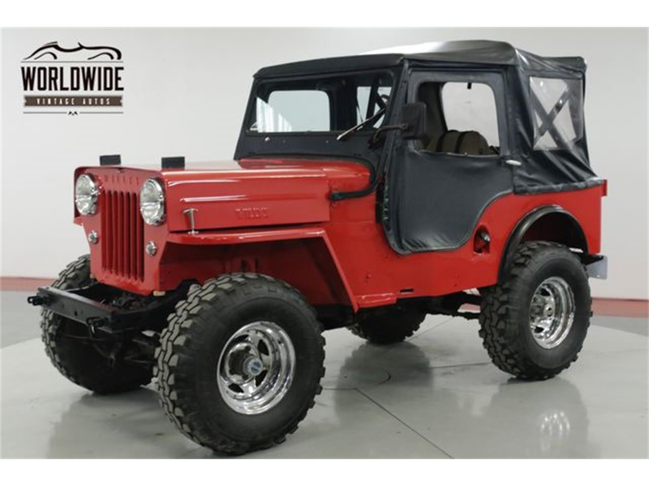 Large Picture of Classic '62 Willys Jeep - PSGE