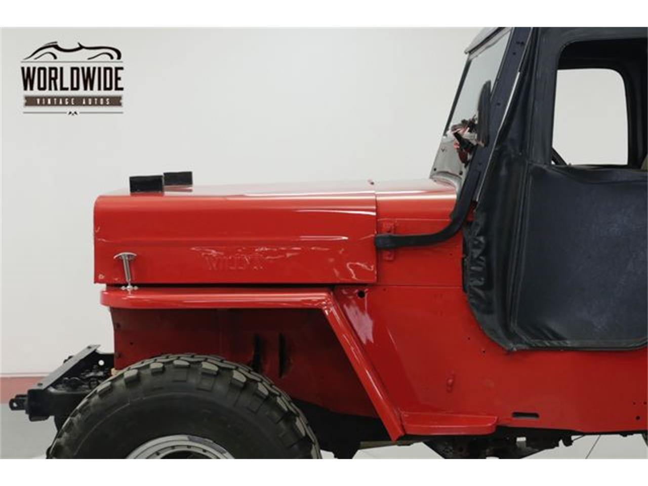 Large Picture of 1962 Jeep Offered by Worldwide Vintage Autos - PSGE