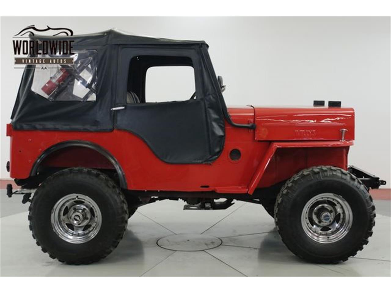 Large Picture of Classic 1962 Willys Jeep - PSGE