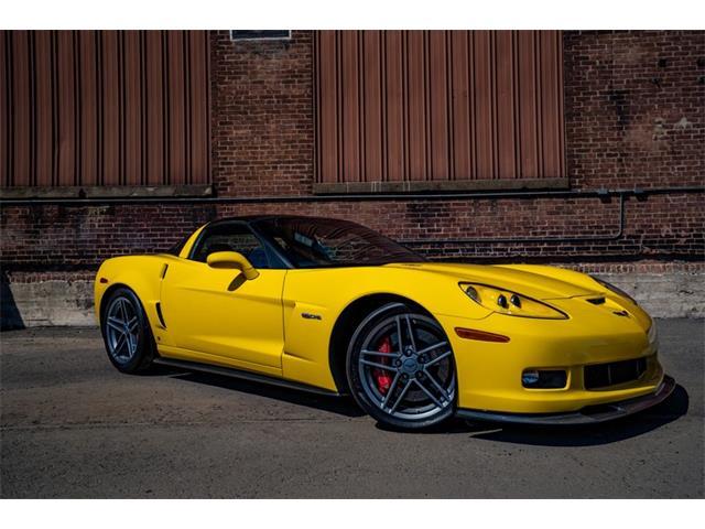Picture of '06 Corvette - PSHR