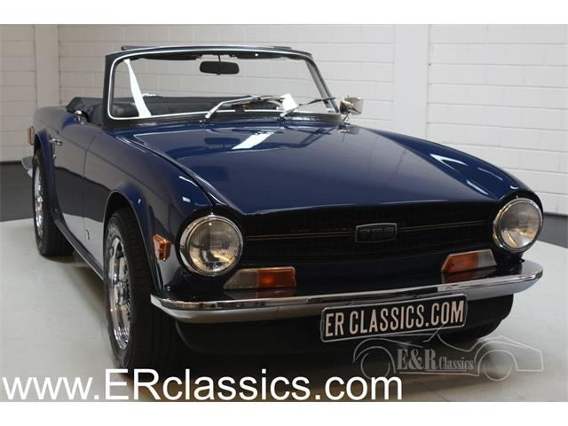 Picture of '71 TR6 - PQ6N