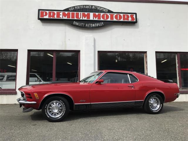 Picture of '70 Mustang - PSJ6