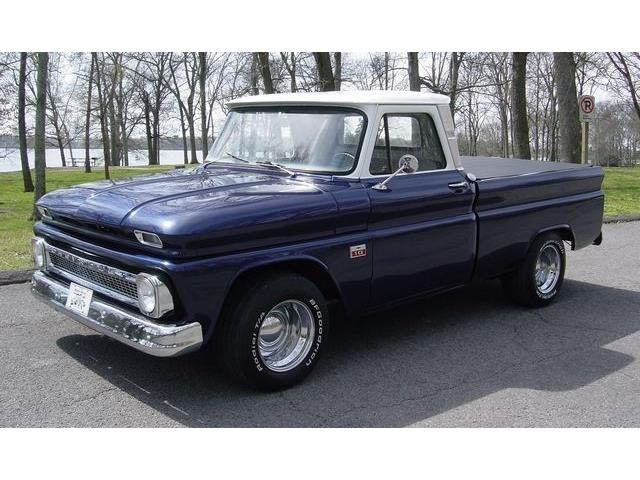 Picture of Classic '66 Chevrolet C10 - PSJ9