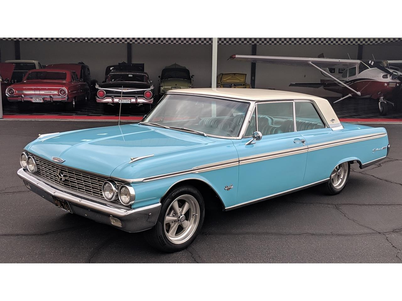 Large Picture of '62 Ford Galaxie 500 XL located in Arizona - $25,900.00 - PQ6R