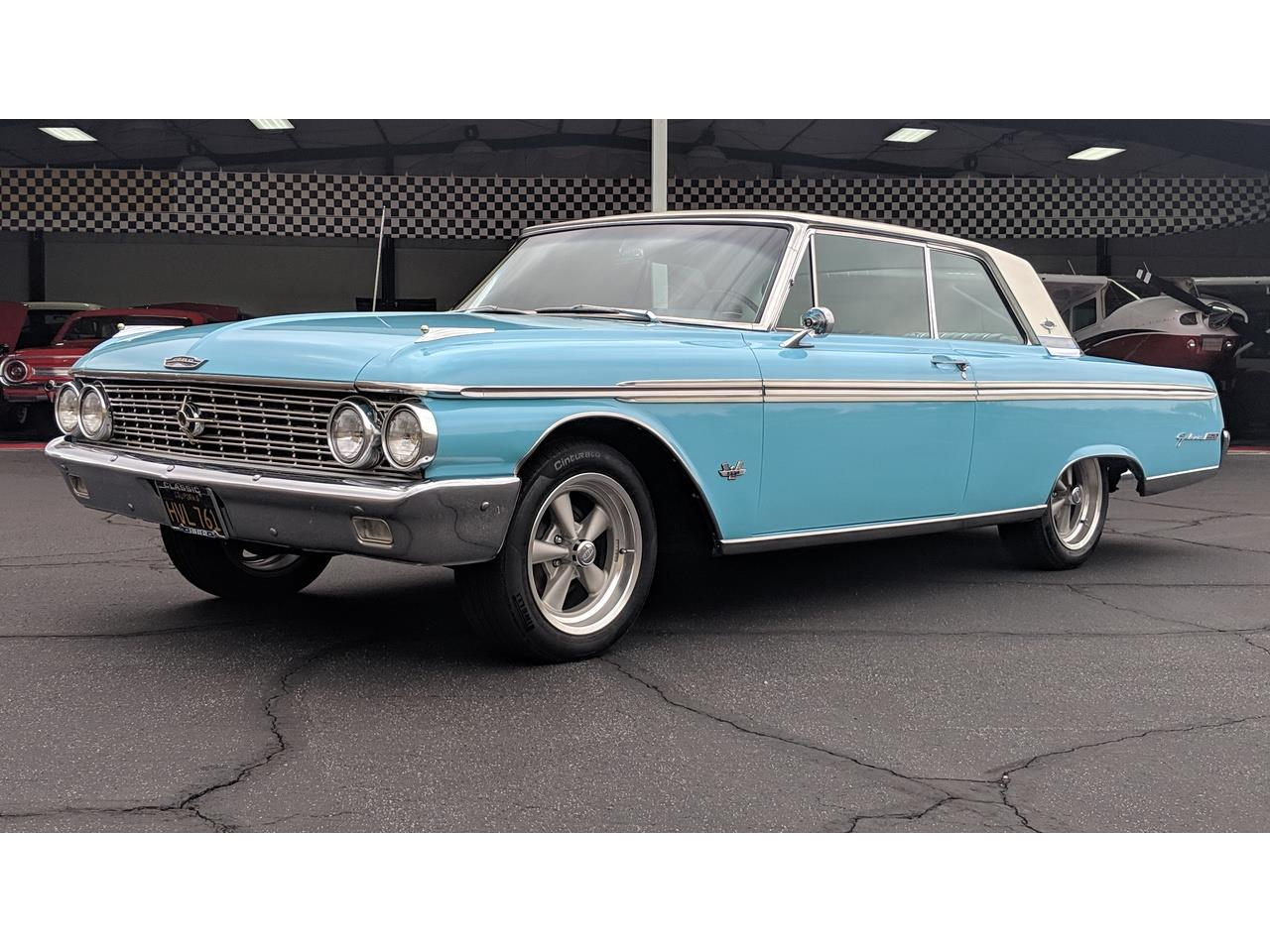 Large Picture of Classic '62 Ford Galaxie 500 XL located in Arizona - PQ6R